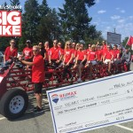 Big Bike 2019, Heart & Stroke Foundation