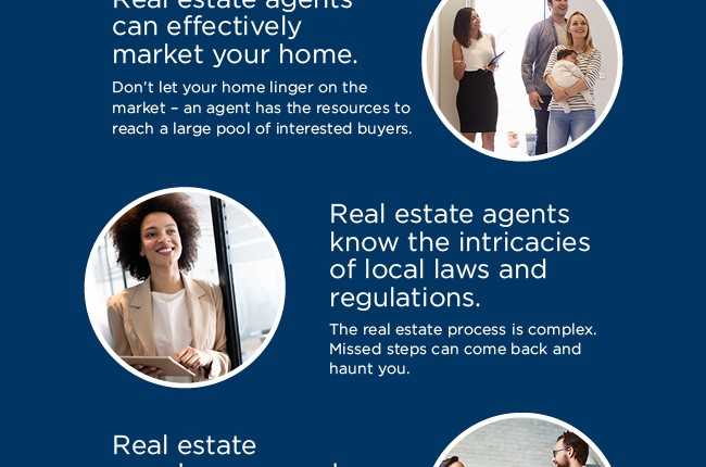 3 Reasons to Sell with a Real Estate Agent