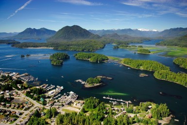 Sales Growth in Ucluelet & Tofino