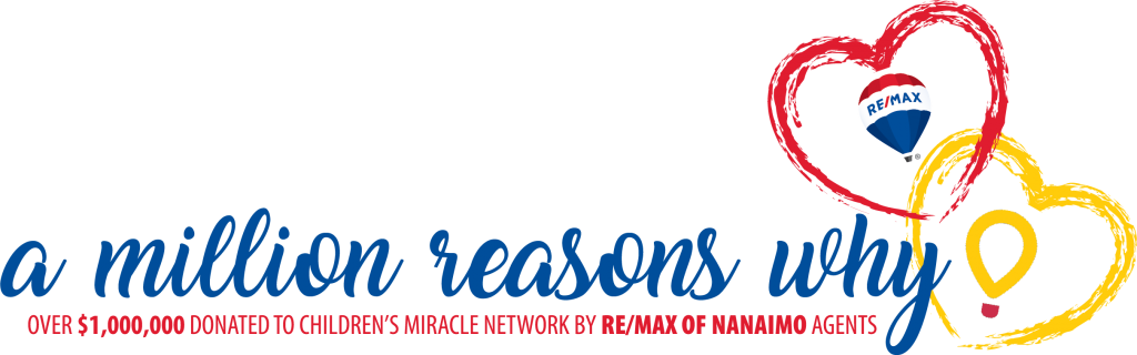A Million Reasons Why, CMN, RE/MAX of Nanaimo Donates Over $1M