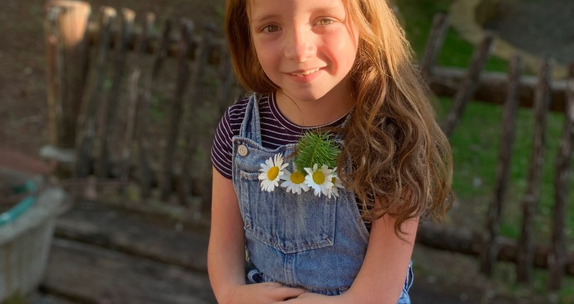 Grace: RE/MAX of Nanaimo Month of Miracles Featured Island Girl